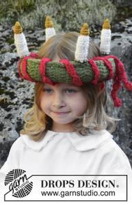 Bilde av Little Lucia by DROPS Design