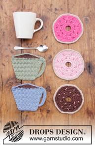Bilde av Breakfast Doughnuts by DROPS Design