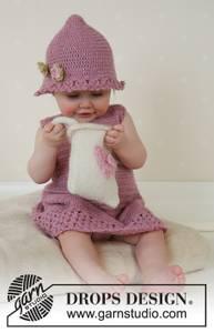 Bilde av Little Miss Berry by DROPS Design