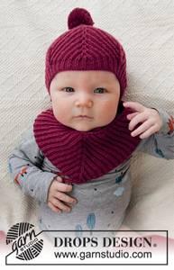 Bilde av Baby Plum by DROPS Design