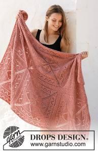 Bilde av Sweet Nordic Rose by DROPS Design