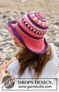Bilde av Bazar Hat by DROPS Design